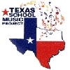 Logo for Texas School Music Project